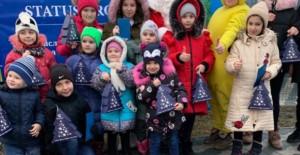 Дед Мороз уже посетил ЖК «Рівьера»!