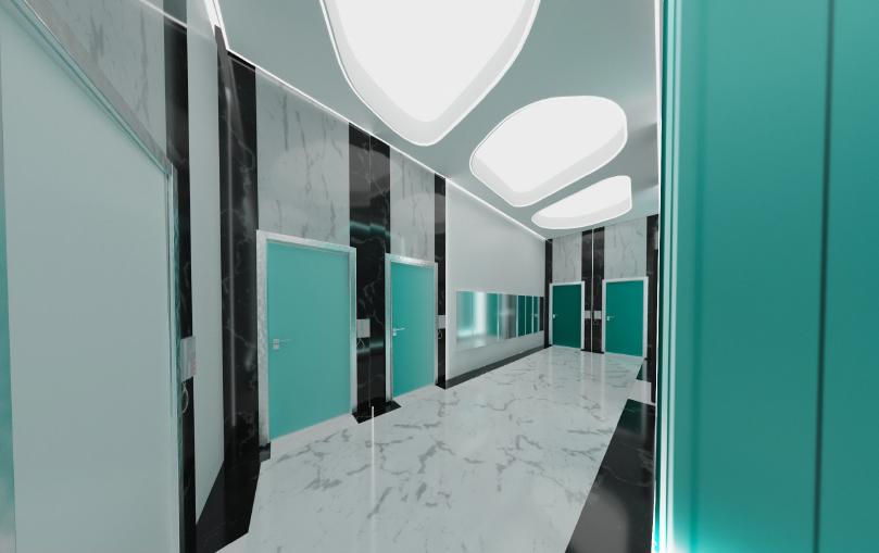 3-6 поверхи офіс 106,97 м.кв.