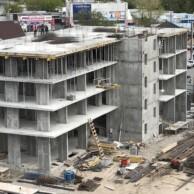 <p>26 квітня 2017 р. Рів'єра 2, побудовано 4 поверх.</p>