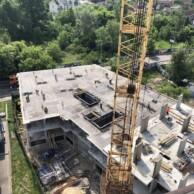 <p>24 травня 2019 р. Будівництво секції 5.</p>