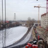 <p>14 січня 2016 року. Вид на затоку Дніпра.</p>